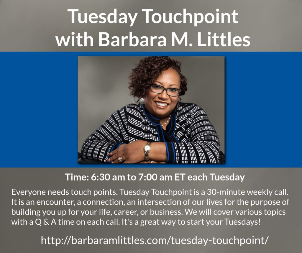 Tuesday-Touchpoint-with-Barbara-Barbara-M.-Littles