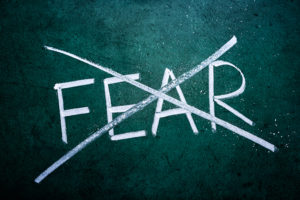 Negotiation Tip 2 – Fear Not